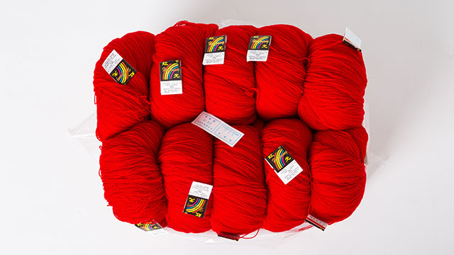 苗族织布线(YK021)