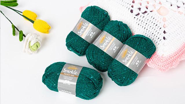混纺纱线以及羊毛混纺纱线是什么?