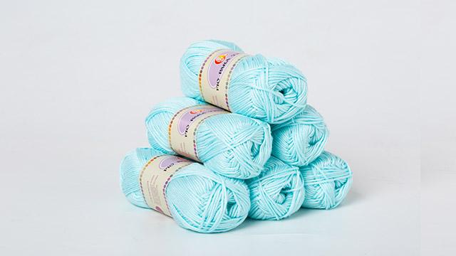 腈纶毛线和羊毛线有什么区别?