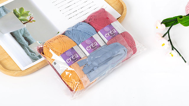 棉纱套装(DIY011)
