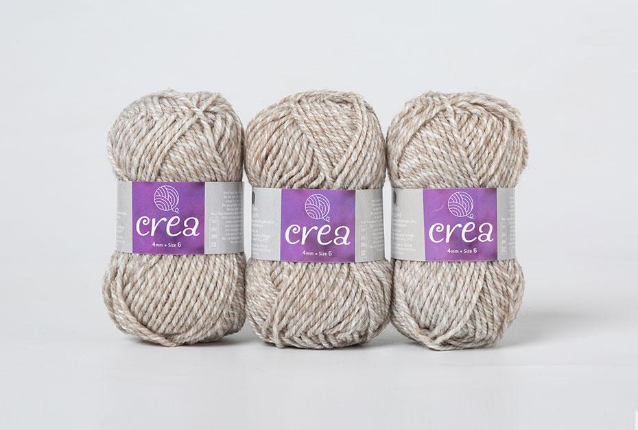 20%羊毛夹花线